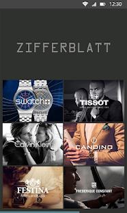 ZIFFERBLATT - náhled