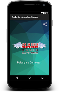 Radio Los Angeles Chepén- screenshot thumbnail