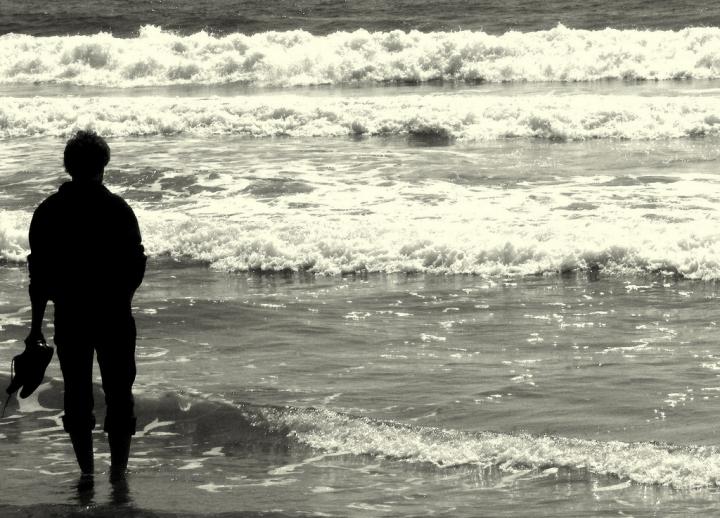 Melanconìa di un effimero ritorno al mar di Migliu