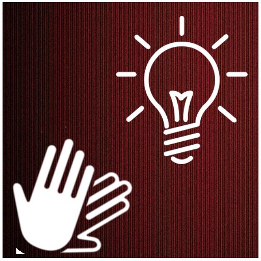 Blink Flashlight on Clap