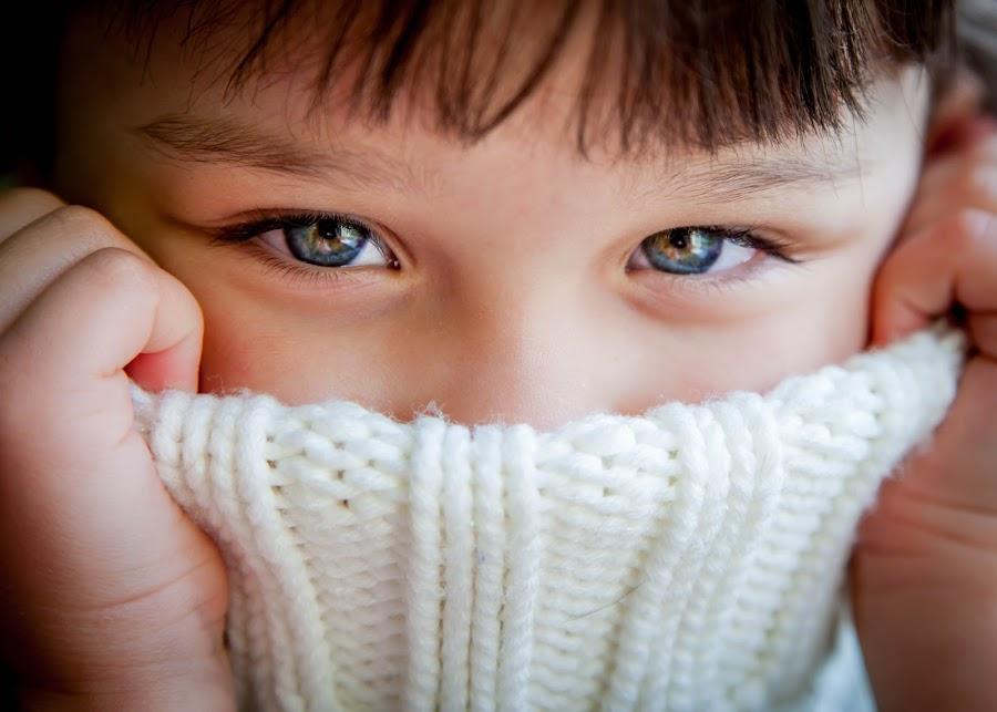 peek-a-booo by Sheena True - Babies & Children Children Candids