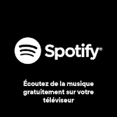 Spotify Music pour Android TV