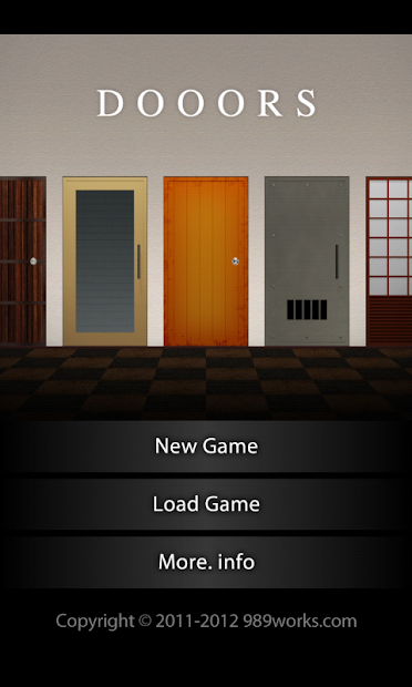 DOOORS - room escape game - screenshot 8