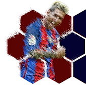 Lionel Messi Clock Widget