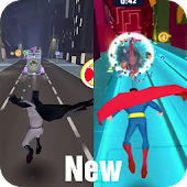 Tips Justice League Action Run