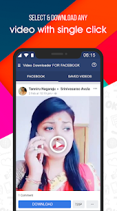 Video Downloader for Facebook 1