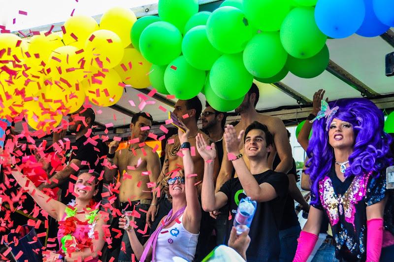 Gay Pride di Paolo Scabbia