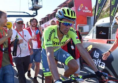 """Contador: """"Mon objectif est le Tour de France"""""""