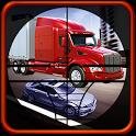 Highway Traffic Shooting icon