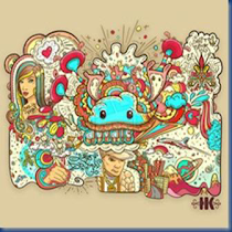 doodle artwork - screenshot thumbnail 02