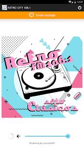 RETRO CITY 106.1 - náhled