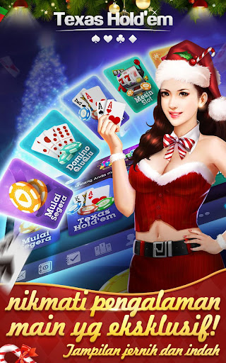 Pulsa Poker - Texas Holdem screenshot