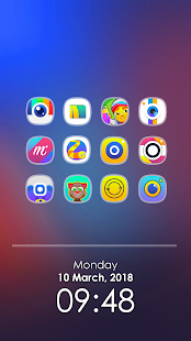 Retom - Icon Pack Screenshot