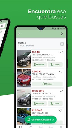 Milanuncios: Segunda mano, motor, pisos y empleo android2mod screenshots 3