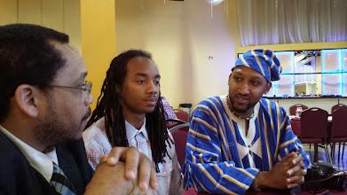 Photo: Kalonji, Derrick & Donovan