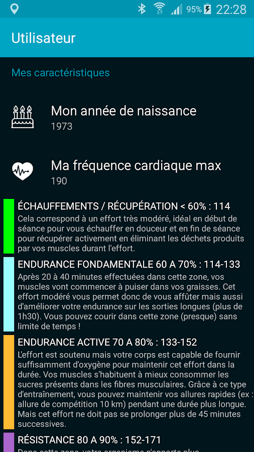 TrailPassion Mobile- screenshot