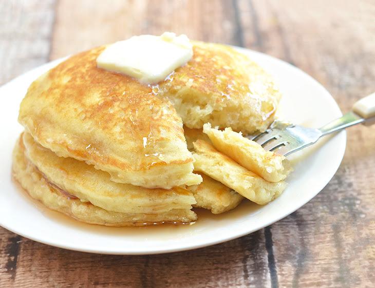IHOP Pancakes Copycat Recipe