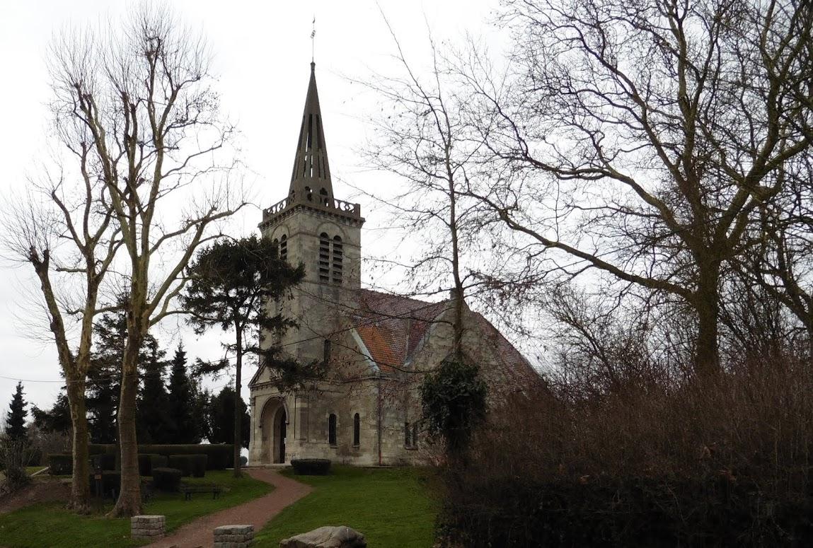 Kerkje van Chérisy