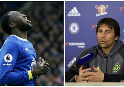 Lukaku s'éloigne de Chelsea à cause de Diego Costa