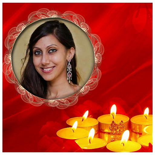Diwali HD Photo Frame