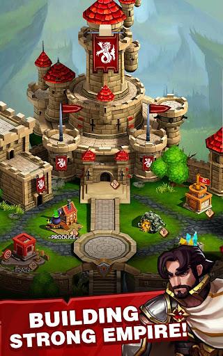 Conqueror & Puzzles : Match 3 RPG Games 1.3.0 Mod screenshots 2