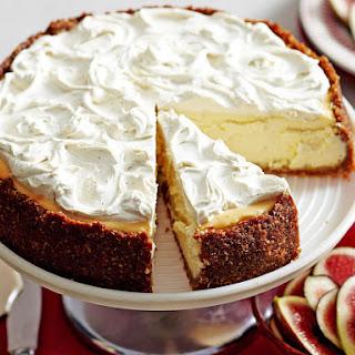 Spiced Honey Cheesecake