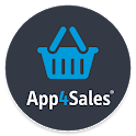 App4Sales - Sales Rep, Order Taking & Catalog App icon