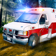 Ambulance Truck Simulator: Offroad Emergency