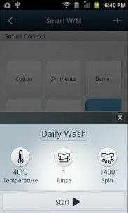 SAMSUNG Smart Washer/Dryer 3