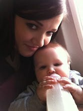 Photo: 2/5 - On the plane awaiting takeoff. Sleep, baby, sleep.