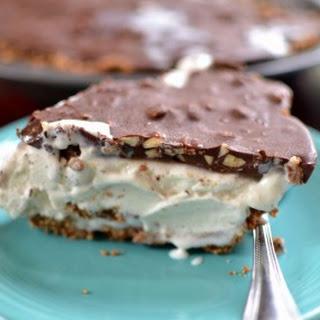Drumstick Ice cream Pie