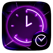 Glow GO Clock Theme