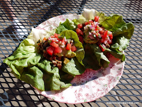 Photo: Guilt-free Paleo Tacos