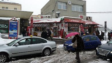 Photo: Bratislava: Taxistand