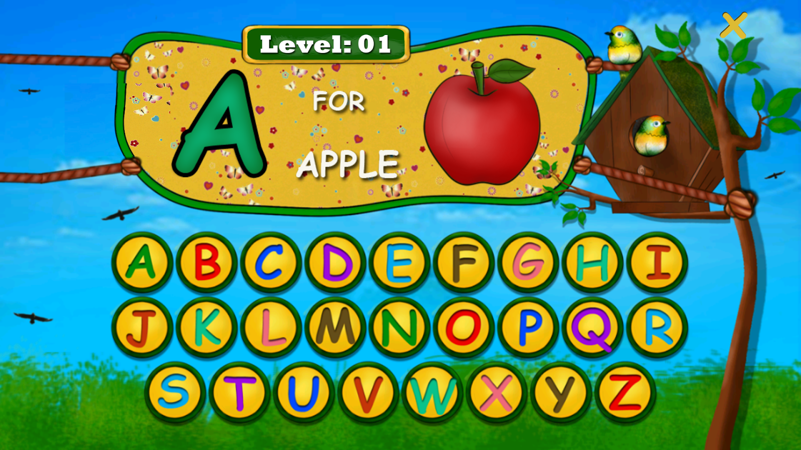 ABC Learning corner- screenshot