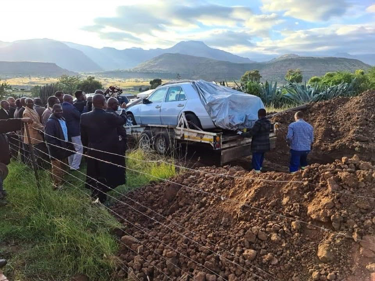Jozana village in Stekrspruit came to a standstill on Saturday as the funeral of Tshekedi Pitso became the centre of attention.