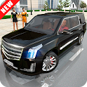 Car Simulator Escalade Driving icon