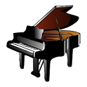 Real Music Piano HD icon