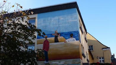 "Photo: ""Biran"" Osman Bol (2003); Martin-Luther-Straße 29"