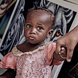 Zanzibar Child by Doug Hilson - Babies & Children Children Candids