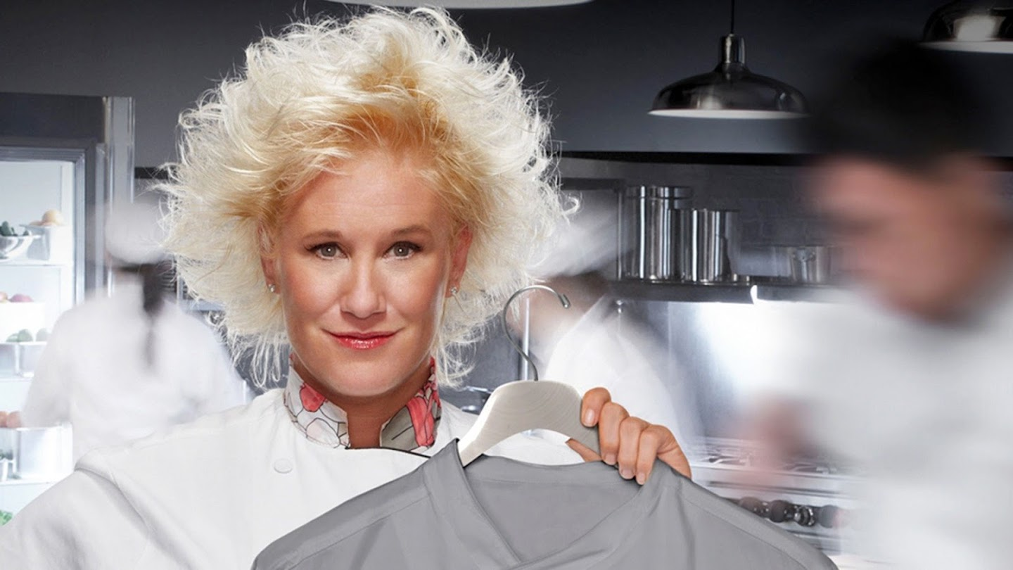 Watch Chef Wanted With Anne Burrell live