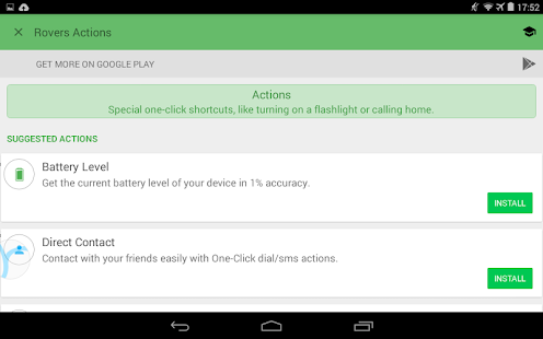 Rovers Floating Launcher- screenshot thumbnail
