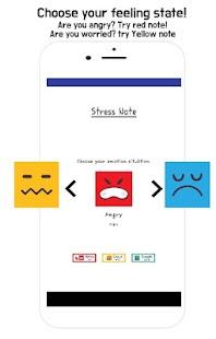 Stressnote - mind control - náhled