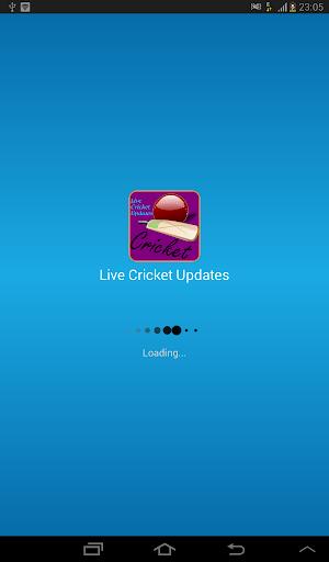 Live Cricket Updates