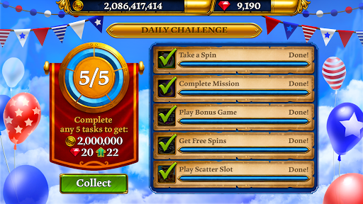Jackpot Slot Machines - Slots Era™ Vegas Casino 1.61.0 screenshots 2
