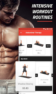 Six Pack in 30 Days - Abs Home Workouts FREE