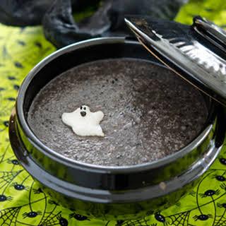 Black Sesame Porridge.