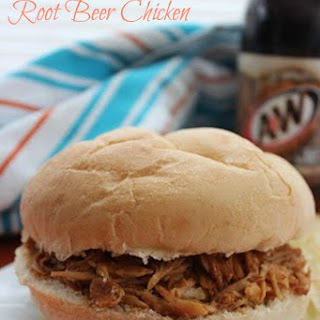 Crock Pot Root Beer Chicken