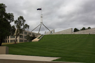 Photo: Year 2 Day 227 -  Parliament House in Canberra #2