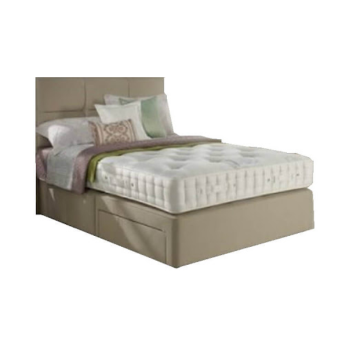 Hypnos Larkspur Seasons Turn Ottoman Bed